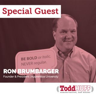 Ron Brumbarger | Founder & President of Apprentice University