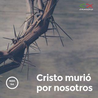 Oración 13 de marzo (Cristo murió por nosotros)