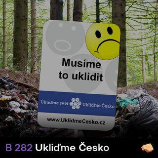 BITES 282 Uklidme Cesko