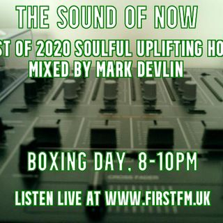 The Sound of Now, Best of 2020 Part 1, 26/12/20