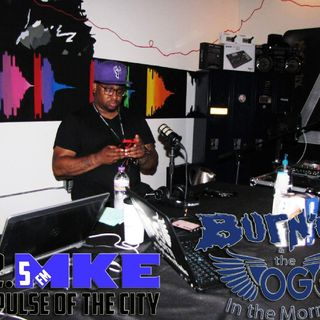 Vaun L Mayes InterView On UpTown Radio Via 102.5 FM The Pulse Milwaukee (UNCUT)