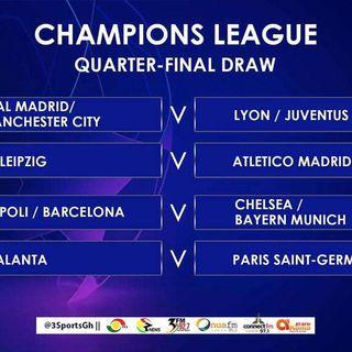 Champions League: el ultimo reto