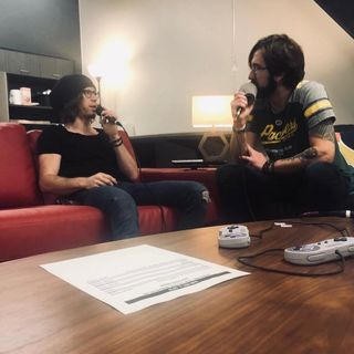 Rockcast 103 - True Stories with Jonny Hawkins of Nothing More