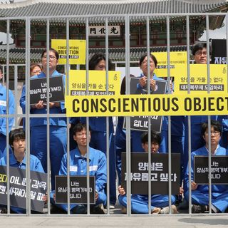 ROK Military vs Human Rights: Court rules in favor of Conscientious Objectors
