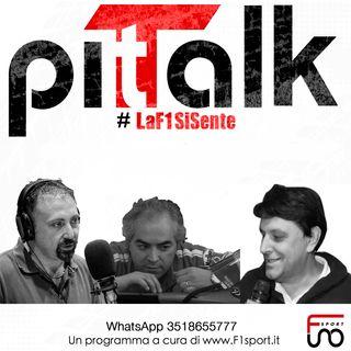 F1 - Pit Talk n°157 - Rimossi gli aggiornamenti la Ferrari vince e Vettel sbaglia ancora