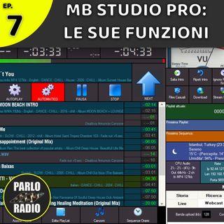 MB STUDIO PRO - Tutte le sue funzioni!