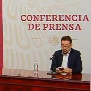 México suma 56,594 casos acumulados de COVID-19 y 6,090 muertes