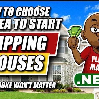 Wholesaling Houses Tips: How to Choose the Right Area to Start