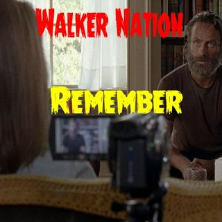 "Ep 51 ""Remember"" TWD Part 2"