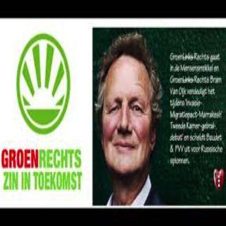 Groenlinks een Misdaadgroep die in de Mensenhandel zit maar pas op voor Willem Holleeder.