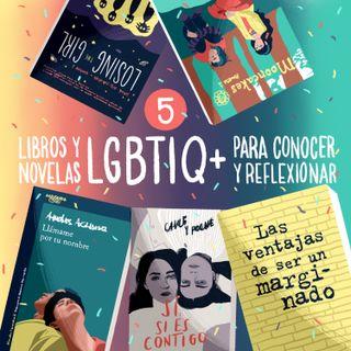 5 libros y novelas gráficas LGBTIQ+ para conocer y reflexionar