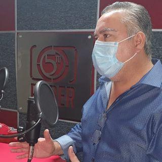 AMLO nos pidió apoyar a la Gobernadora: Montes Piña