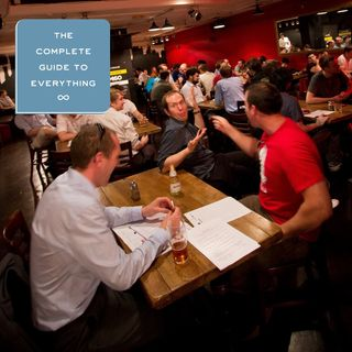 Bar Trivia (Pub Quizzes)
