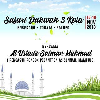 Huru-Hara Hari Kiamat - Sesi 2 (Al Ustadz Salman Mahmud)