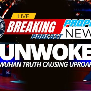 NTEB PROPHECY NEWS PODCAST: Liberal Comedian Jon Stewart Drops Huge COVID-19 Truth Bomb About Virus Leak From Wuhan Lab In China