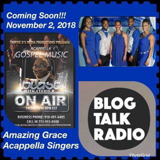 Stevie B's Acappella Gospel Music Blast - (Episode 103)
