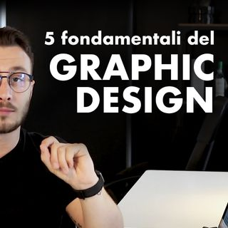 Blank. TIPS - 5 Fondamentali del Graphic Design