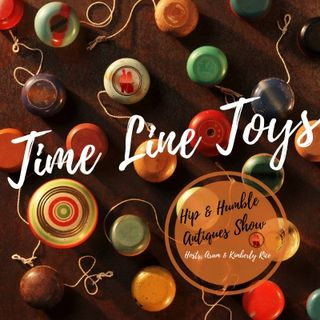 """Time """"Line"""" Toys"""
