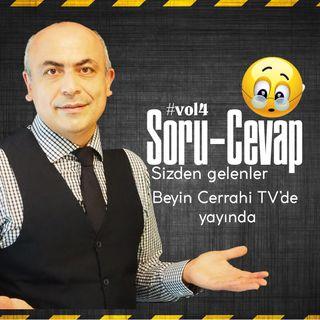 Soru-Cevap #vol4. Prof. Dr. Duran Berker Cemil