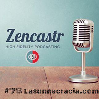 78 Llamadas en alta calidad @Zencastr
