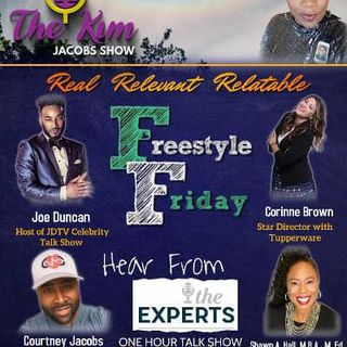TRENDING TOPICS - FREESTYLE FRIDAY