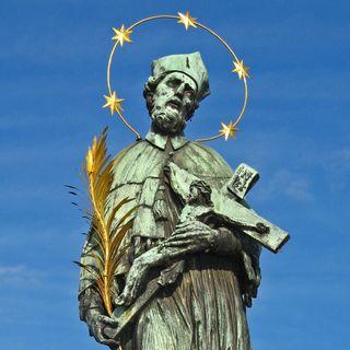 33 - San Giovanni Nepomuceno, il santo martire della Boemia