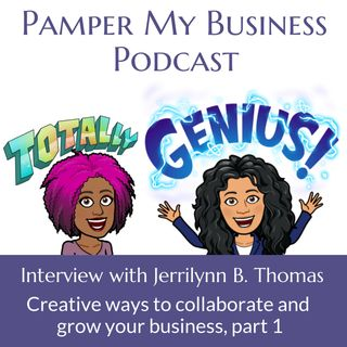 Creative ways to collaborate and grow your business part 1