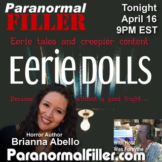 Author Brianna Abello On Paranormal Filler