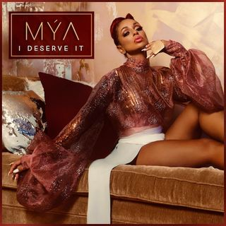Mya I Deserve It WMIH Radio Indie Spins Feature