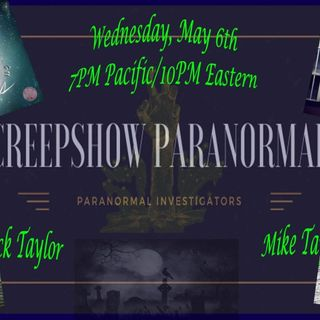 Creepshow Paranormal Investigators