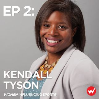 Episode 2: Using data to prepare Seattle for the Kraken with Kendall Tyson