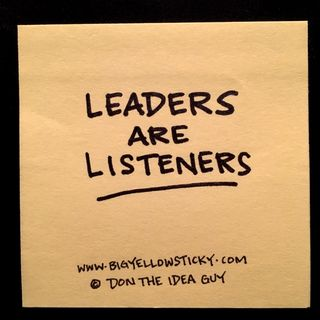 Leaders Are Listeners : BYS 195