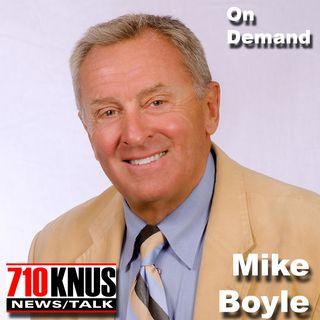 The Mike Boyle Restaurant Show - HR2
