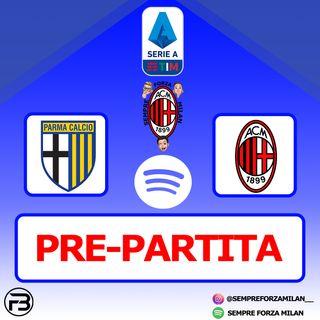 PRE PARTITA | PARMA-MILAN