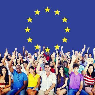 TG europeo  La creatività dei giovani per l'Europa