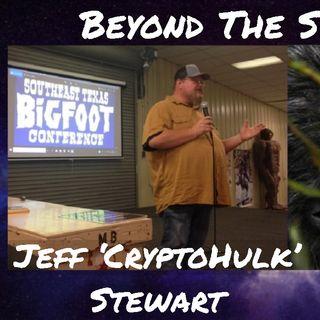 Truth About Bigfoot w Criptid Researcher Jeff CryptoHulk Stewart 5 16 18