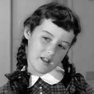 """Jeri Weil from """"Leave It To Beaver"""".She played Judy Hensler."""