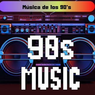 # Geeks and Beers - Música de los 90's