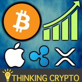BITCOIN BREAKOUT SOON? Apple Crypto - LINE Japan Crypto Exchange - New Ripple Hires