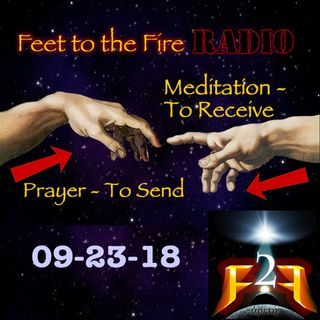 F2F Radio LIVE 180923 - Prayer & Meditation