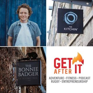 Episode 89 - with Tom Kitchin - Scottish Chef and Entrepreneur