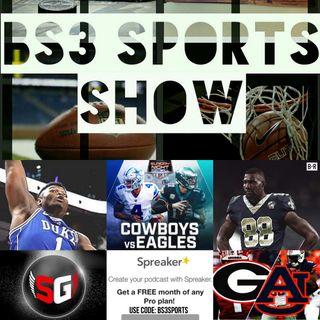 "BS3 Sports Show - ""Numero Cinco"""