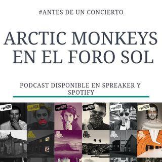 Arctic Monkeys en el Foro Sol PT.2