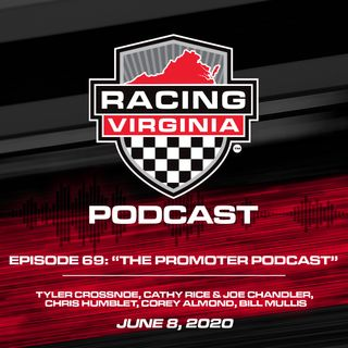 Episode 69: The Promoter Podcast – Tyler Crossnoe, Cathy Rice, Chris Humblet & Corey Almond