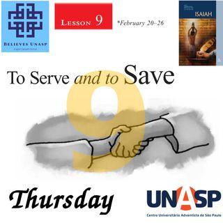 936 - Sabbath School - 25.Feb Thu