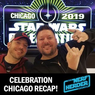 Star Wars Celebration Chicago Recap!