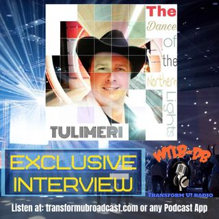 Episode 25: Christmas Songs and Life in Finland with EDM Music Artist Tulimeri