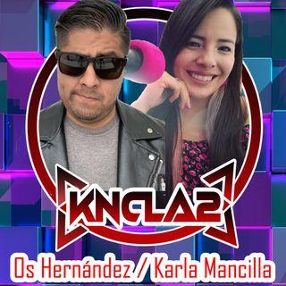 EP9 con Karla Mancilla - Cómo te voy a olvidar / La célula que explota