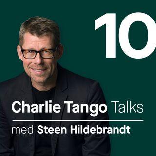10 Charlie Tango talk med Steen Hildebrandt
