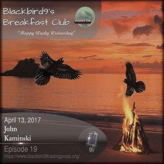 John Kaminski - blackbird9 Podcast